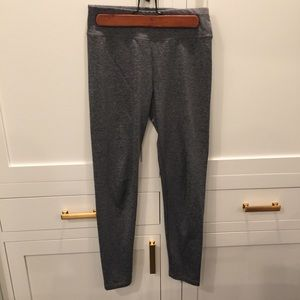 Justice leggings/yoga pants